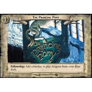 The Lord of the Rings - The Fellowship of the Ring - The Prancing Pony - 1U324