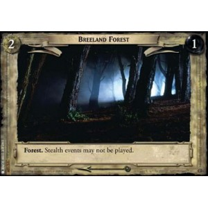 The Lord of the Rings - The Fellowship of the Ring - Breeland Forest - 1U329