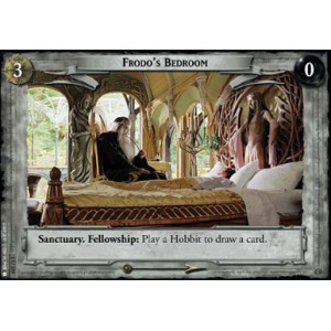 The Lord of the Rings - The Fellowship of the Ring - Frodo's Bedroom - 1U339