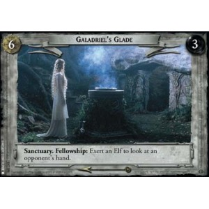 The Lord of the Rings - The Fellowship of the Ring - Galadriel's Glade - 1C351