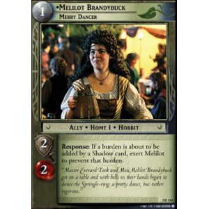 The Lord of the Rings - Realms of the Elf-lords - Melilot Brandybuck, Merry Dancer - 3R110