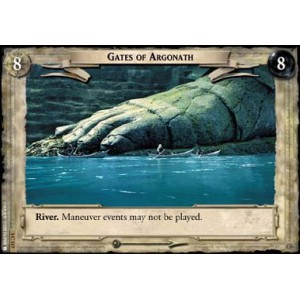 The Lord of the Rings - Realms of the Elf-lords - Gates of Argonath - 3C117