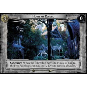 The Lord of the Rings - Realms of the Elf-lords - House of Elrond - 3U119