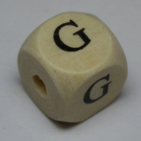 Jouet en bois collier alphabet lettre g jouet en - Jouet alphabet ...