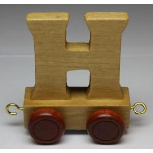 jouet en bois petit train de lettres lettre h jouet en bois jouets et. Black Bedroom Furniture Sets. Home Design Ideas
