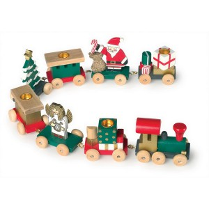 jouet en bois train de no l jouet en bois jouets et. Black Bedroom Furniture Sets. Home Design Ideas