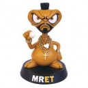 Popmash figurine Mr. ET : Mister T. + E.T.