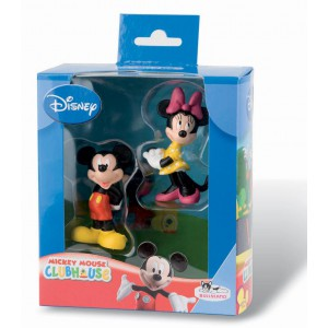 Disney - Figurines Mickey et Minnie