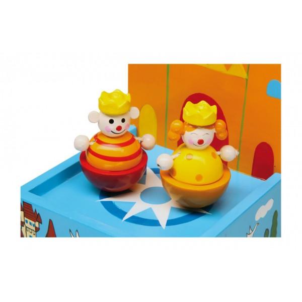 jouet en bois bo te musique ch teau jouet en bois jouets et 50. Black Bedroom Furniture Sets. Home Design Ideas