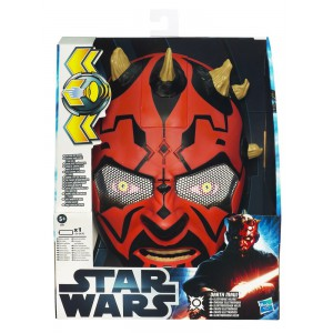 Star Wars - Masque électronique Dark Maul