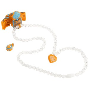 Jewelpet - Collier JewelCharm deluxe Aqua le poisson clown