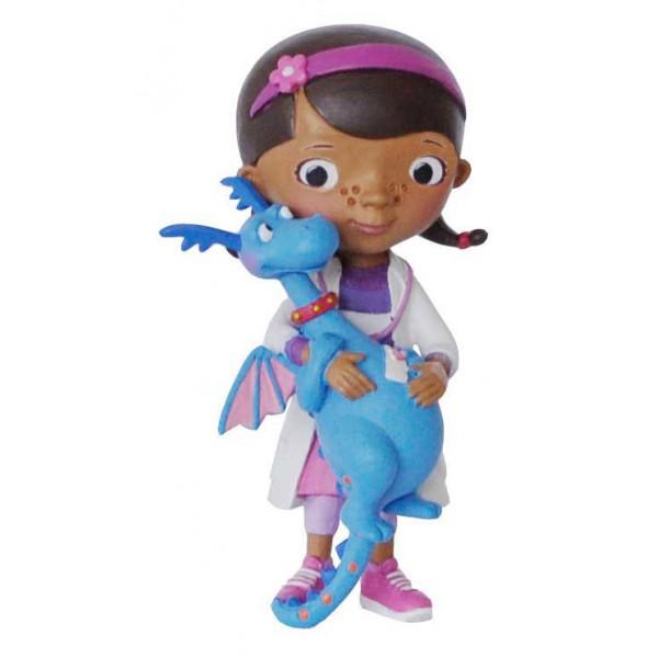 Docteur la peluche figurine fillette dottie docteur la peluche avec dragon toufy figurine - Toufy docteur la peluche ...