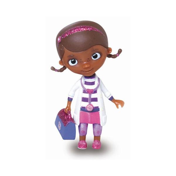 Docteur la peluche figurine fillette dottie docteur la peluche figurine jouets et - Toufy docteur la peluche ...