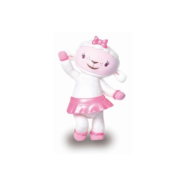 Docteur la peluche figurine mouton c line figurine - Jouet doc la peluche ...