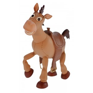 Toy Story 3 - Figurine Pile-Poil le Cheval de Woody