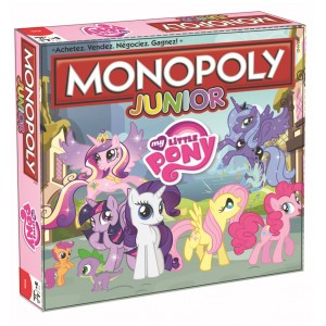 My Little Pony - Monopoly Junior