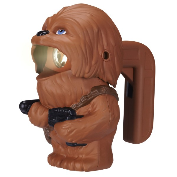 Star wars lampe de poche chewbacca article de bureau et de cuisine jouets et collections - Lampe de bureau star wars ...