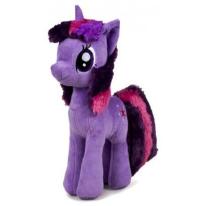 My Little Pony - Peluche Princesse Twilight Sparkle