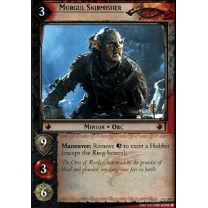 The Lord of the Rings - The Fellowship of the Ring - Morgul Skirmisher - 1U257