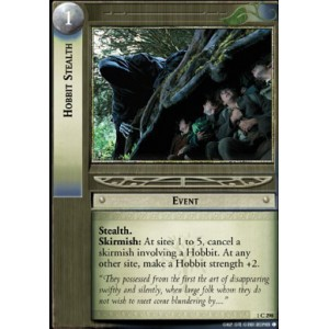 The Lord of the Rings - The Fellowship of the Ring - Hobbit Stealth - 1C298