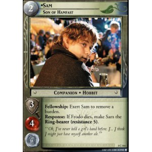The Lord of the Rings - The Fellowship of the Ring - Sam, Son of Hamfast - 1C311