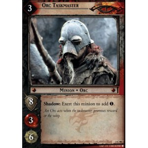 The Lord of the Rings - Mines of Moria - Orc Taskmaster - 2C90