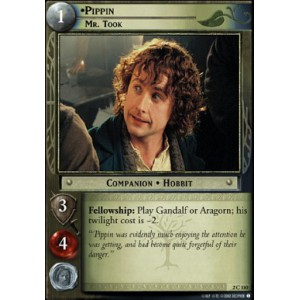 The Lord of the Rings - Mines of Moria - Pippin, Mr. Took - 2C110