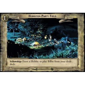 The Lord of the Rings - Mines of Moria - Hobbiton Party Field - 2U115