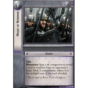 The Lord of the Rings - Realms of the Elf-lords - Might of Numenor - 3C43