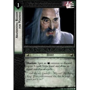 The Lord of the Rings - Realms of the Elf-lords - Abandoning Reason for Madness - 3C49