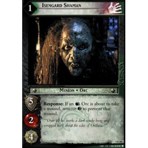 The Lord of the Rings - Realms of the Elf-lords - Isengard Shaman - 3C59