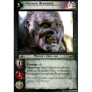 The Lord of the Rings - Realms of the Elf-lords - Orthanc Berserker - 3R66