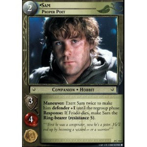"The Lord of the Rings - Mines of Moria - Lot de 20 cartes de type ""C"""